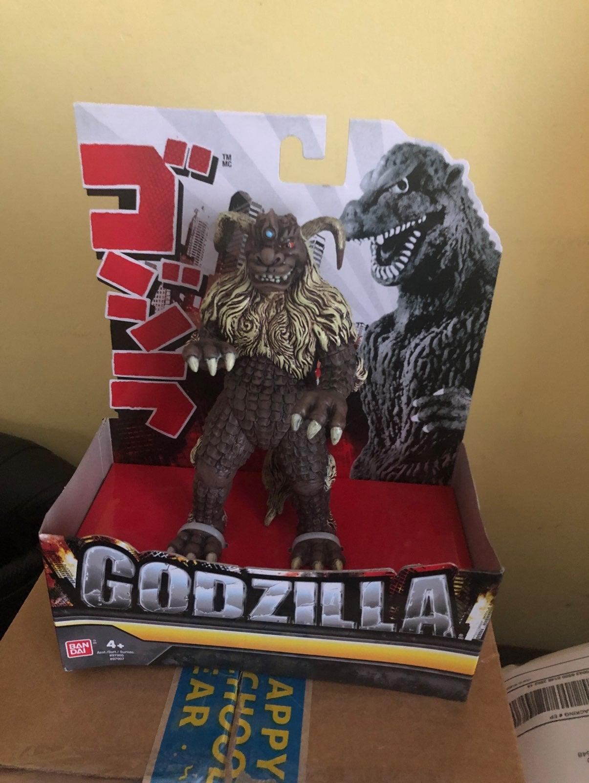 New Nip Godzilla King Caesar Figure