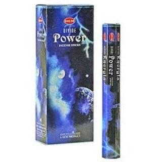 Divine Power Incense Sticks Home Essence