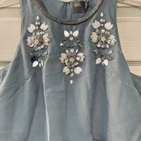 a410560eadd ASOS Periwinkle Sleeveless Dress Size 10