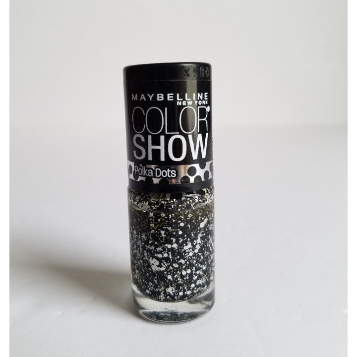 Maybelline Cleary Spotted Nail Polish