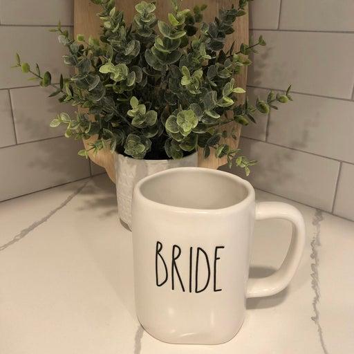 "Rae Dunn ""BRIDE"" Mug"