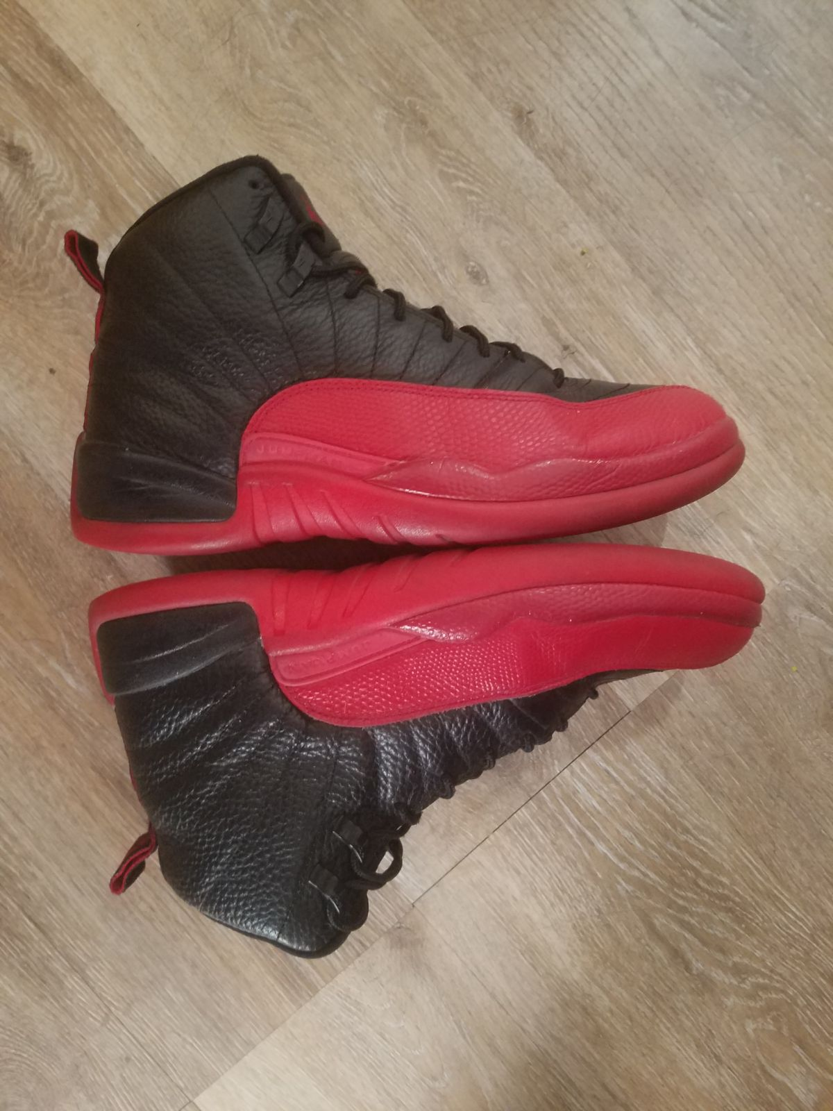 Jordan retro 12 flu games