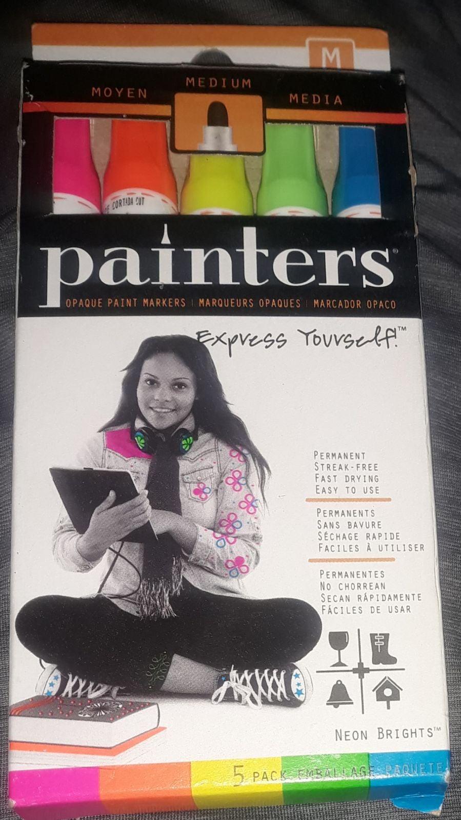 Elmer's Painters Opaque Paint Markers