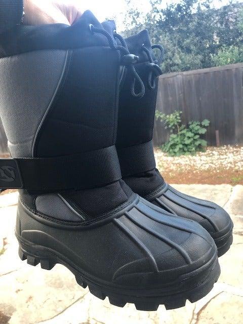 Winter Outdoor / Snow Boots Men 7.5
