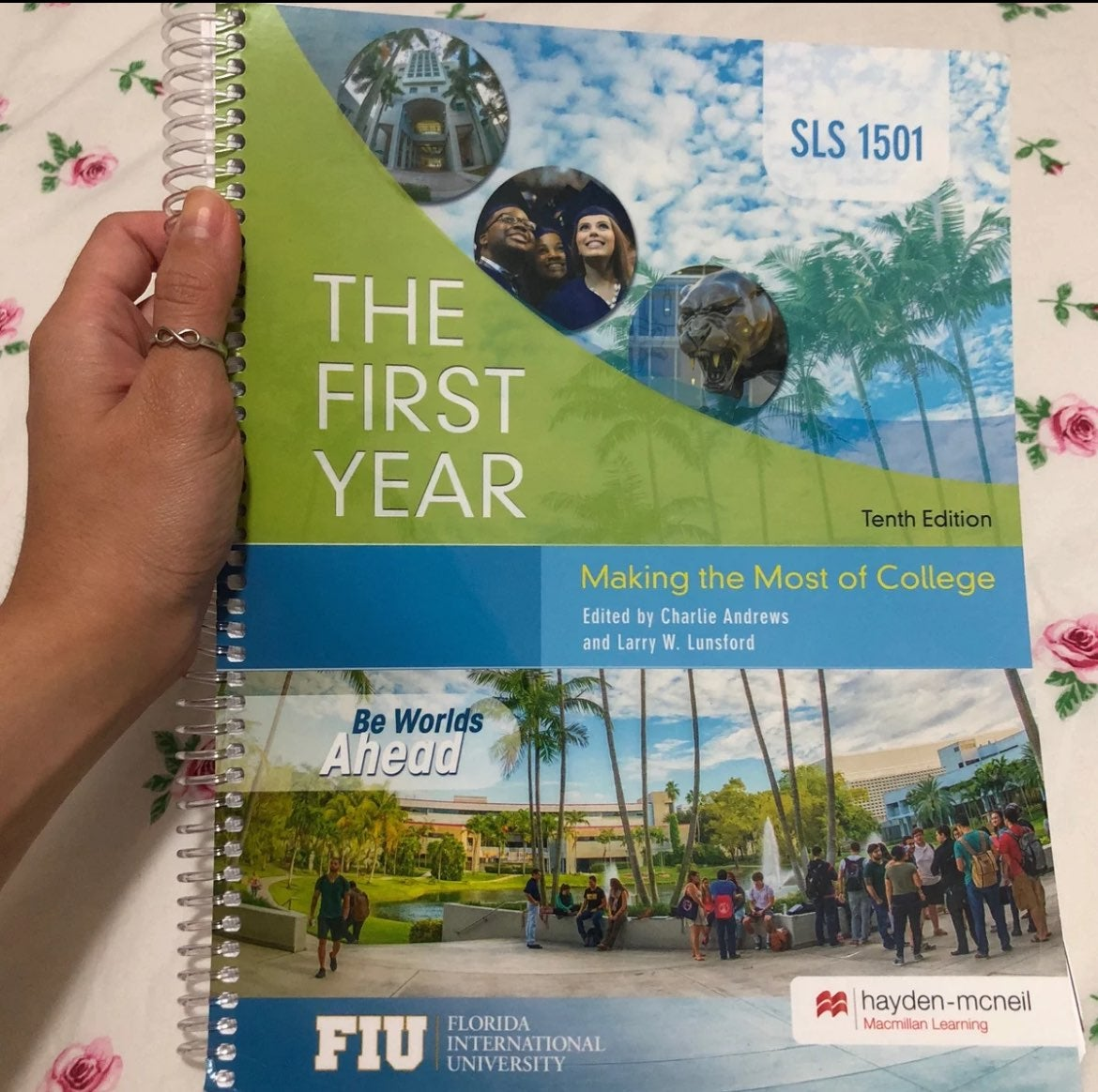 The First Year Book SLS 1501 (FIU)