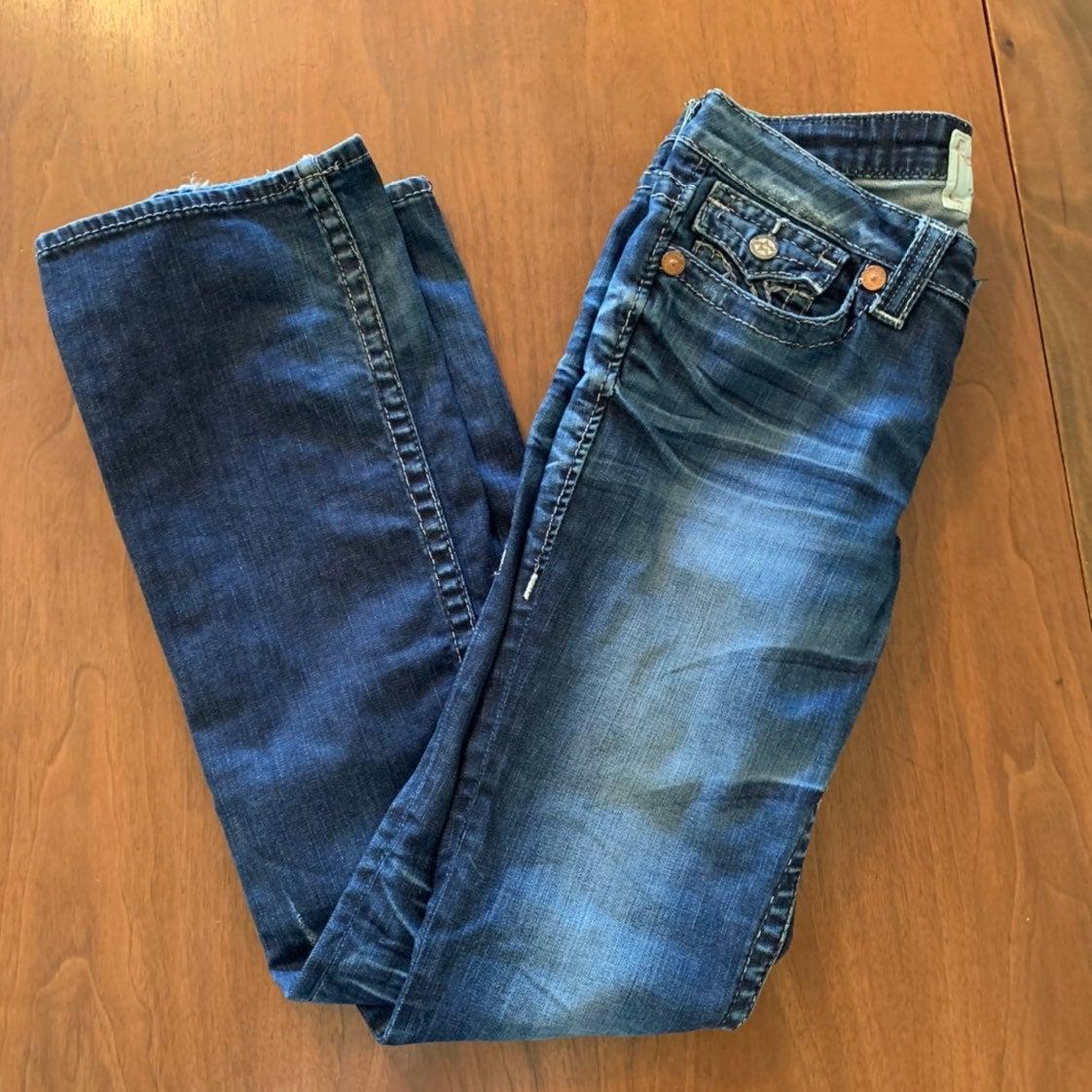 """Big Star """"Liv Boot"""" Jeans"""