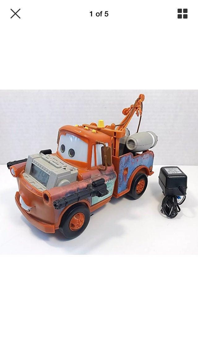 Disney Pixar Storytelling Mater Alarm