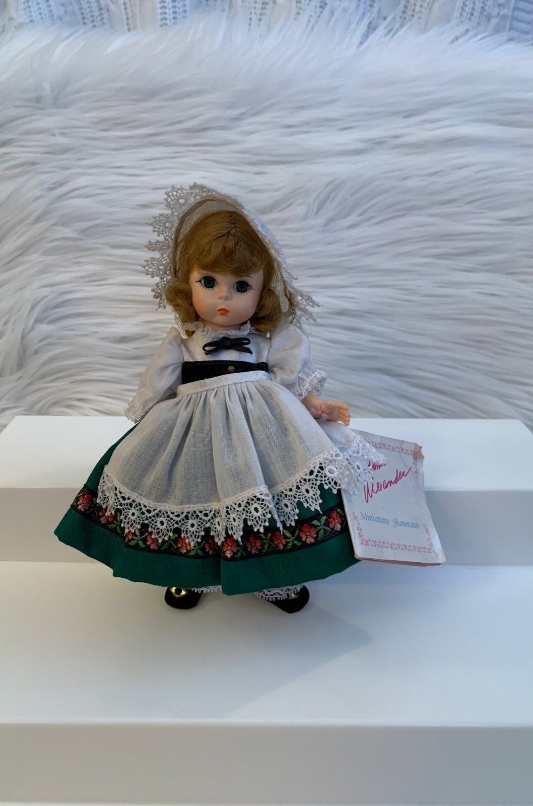 Madame Alexander IRELAND Doll