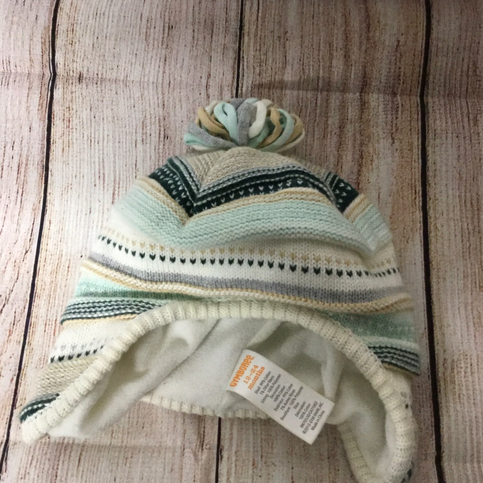 Gymboree infant Winter Hat