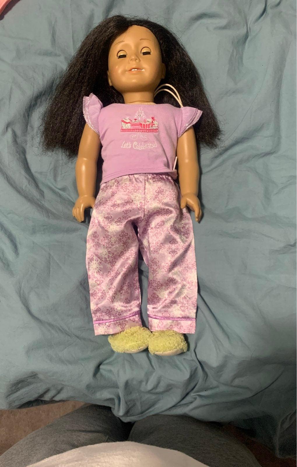 American Girl Doll Sleepover Birthday Pa