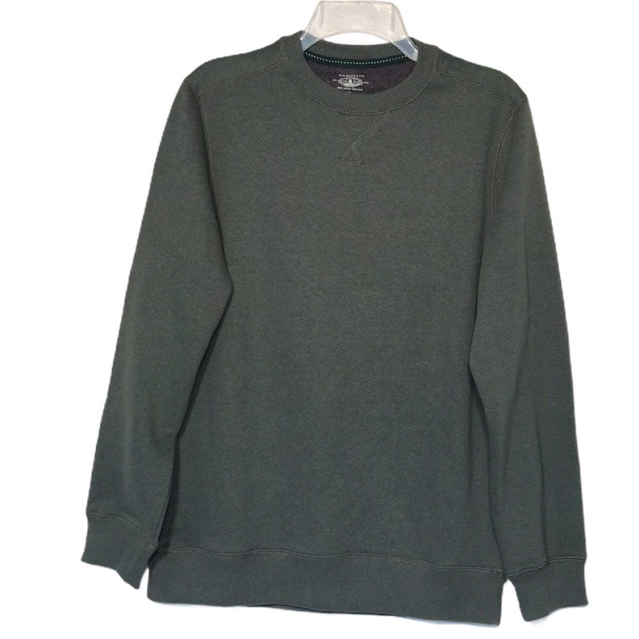 G.H. Bass Fleece Lined Sweatshirt