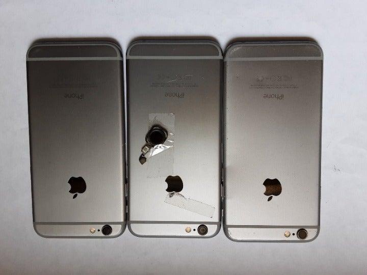 IPhone 6 Back Housing x3