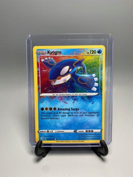 Pokémon Shining Fates Kyogre AR