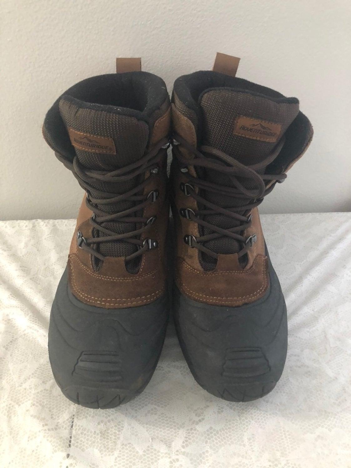 Mens waterproof AdventurRidge Work Boots