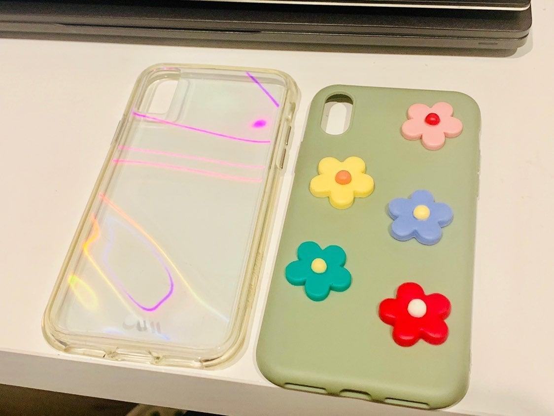 Iphone X XS Case set apple