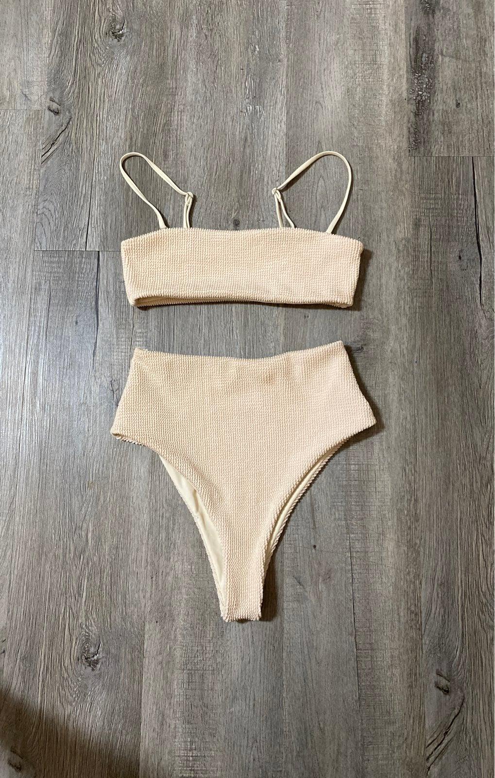 High waisted Amuse Society bikini