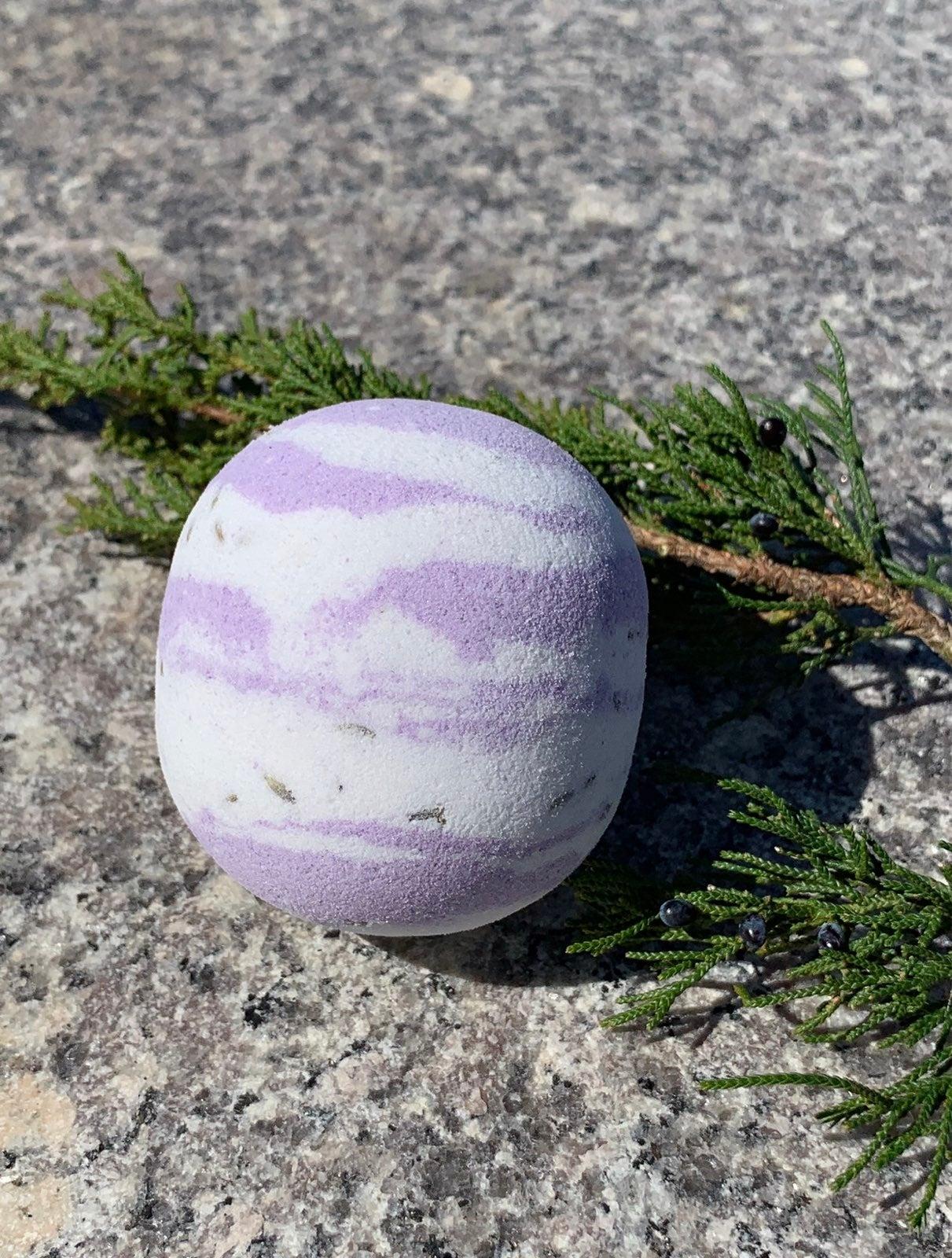 Jumbo lavender bath bomb