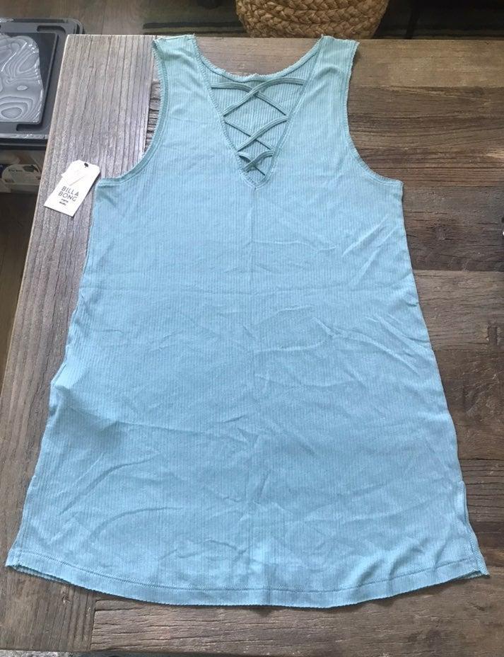 NWT Billabong Swimsuit Coverup