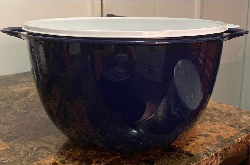 Tupperware 59 Cups Thasta Jumbo Bowl