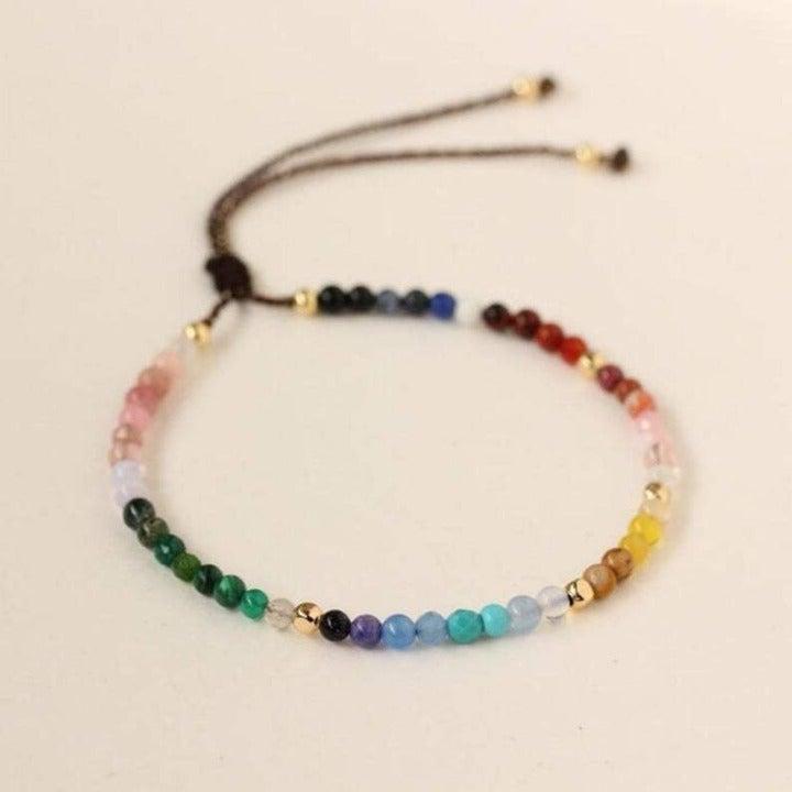 Crystal Energy Protection Bracelet for Womens  gift