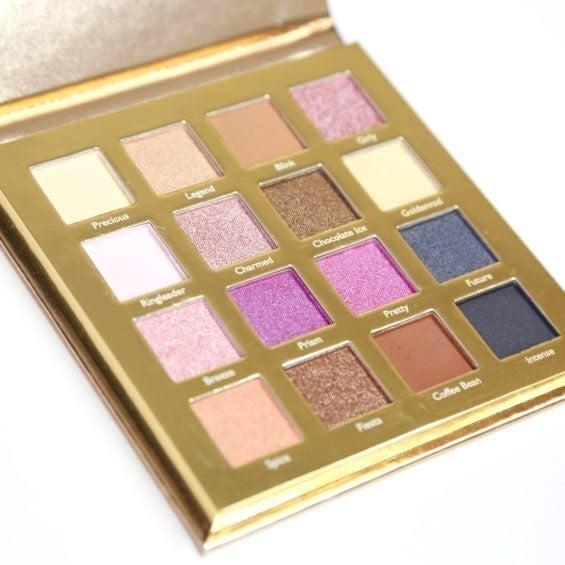 NEW! Hikari Gold Collection 16 Eyeshadow
