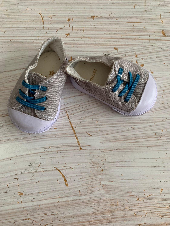 American Girl Logan Meet Shoes