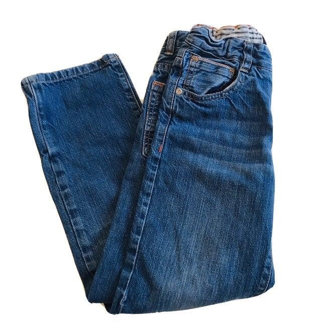 Mini Boden Straight Leg Jeans Boys Sz 8