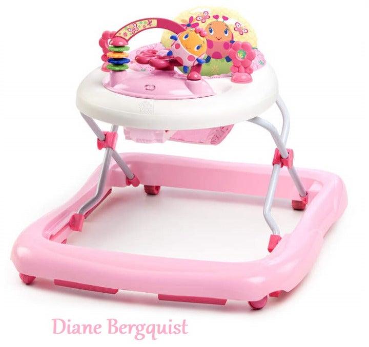 Bright Starts Pretty in Pink Baby Walker