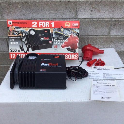 12V Portable High Performance Compressor