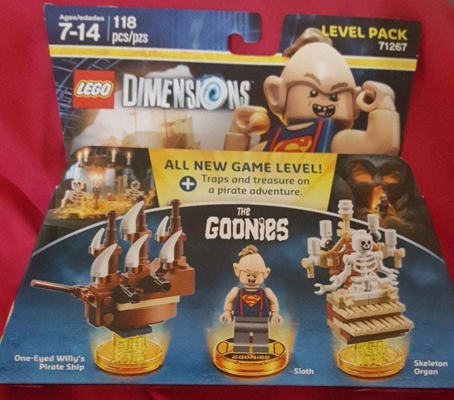 Lego Dimensions The Goonies Pack 71267