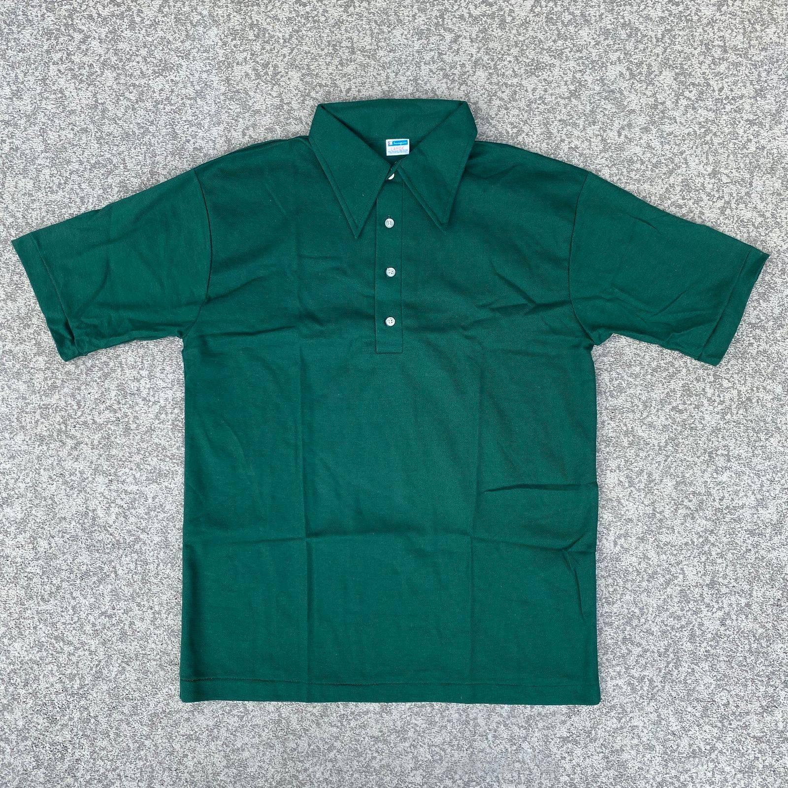 Champion 1970's Collegiate Polo Shirt