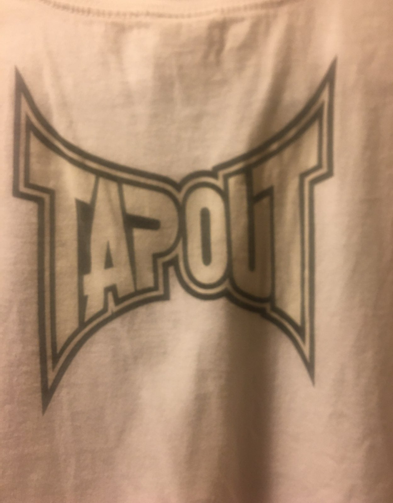 Tap Out Tee shirt