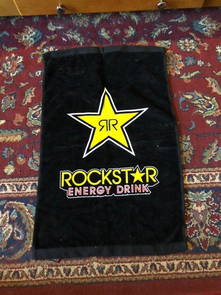 Rockstar Energy Drink Rally Towel