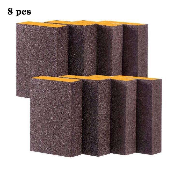 8 Pcs Block Sanding Sponges