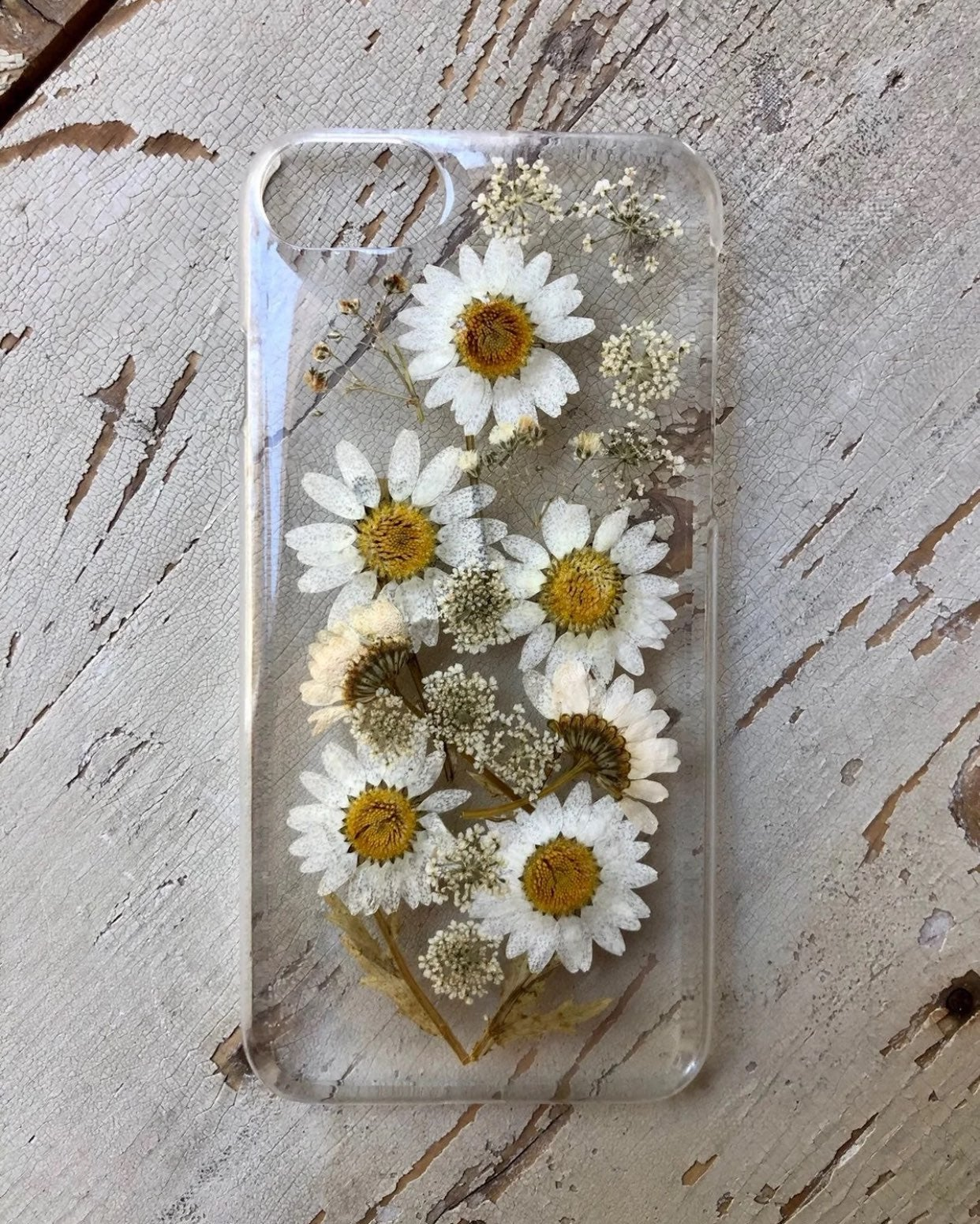 iPhone x Floral Soft Case