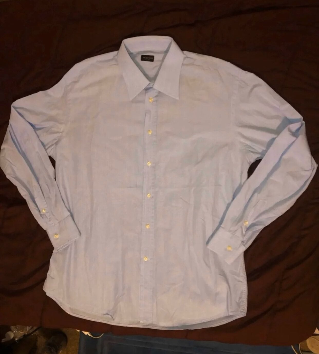 Valentino Roma Button Up Long Sleeve