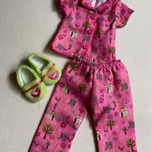 American Girl Wellie Wishers Pajamas