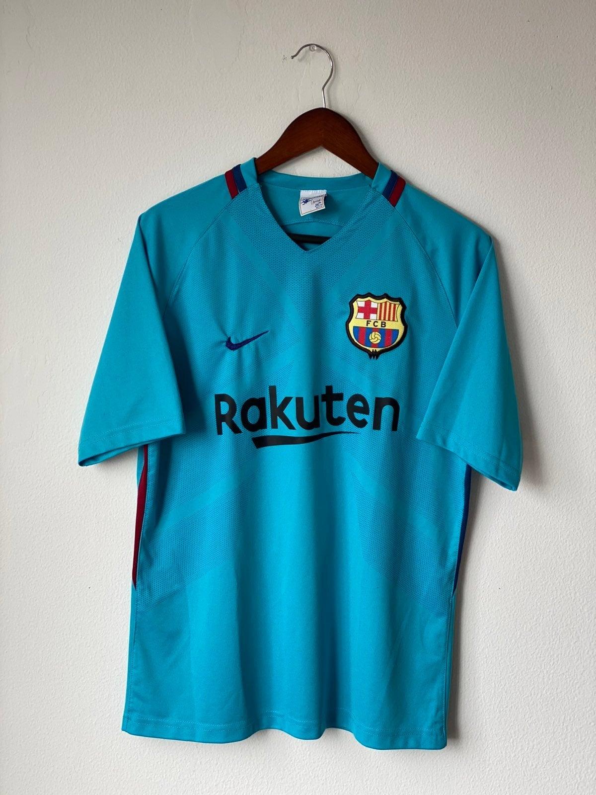 FC Barcelona Jersey Sz L
