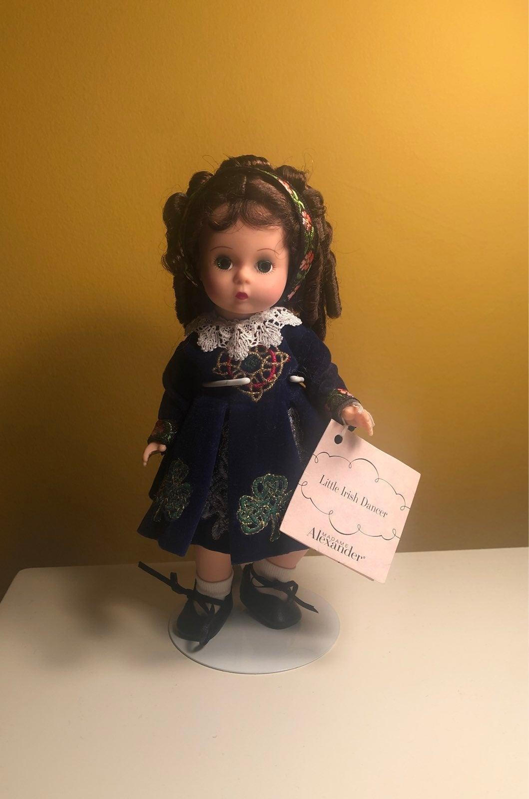 Madame Alexander Irish dancer