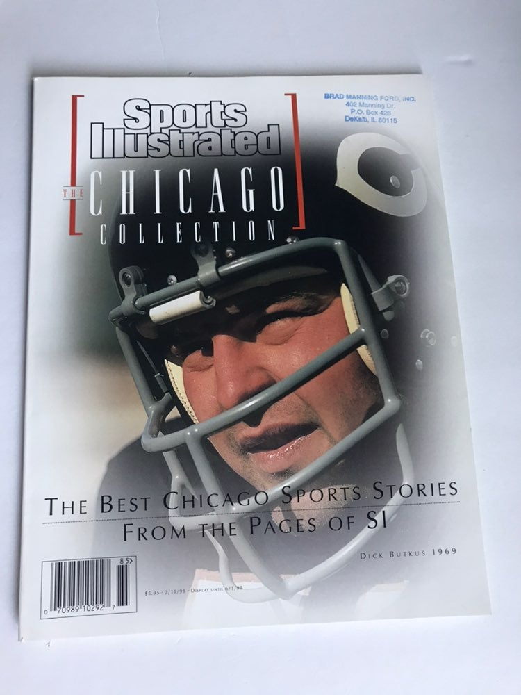 Sports illustrated chicago collection