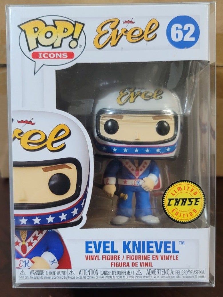 Funko Pop Chase Evel Knievel