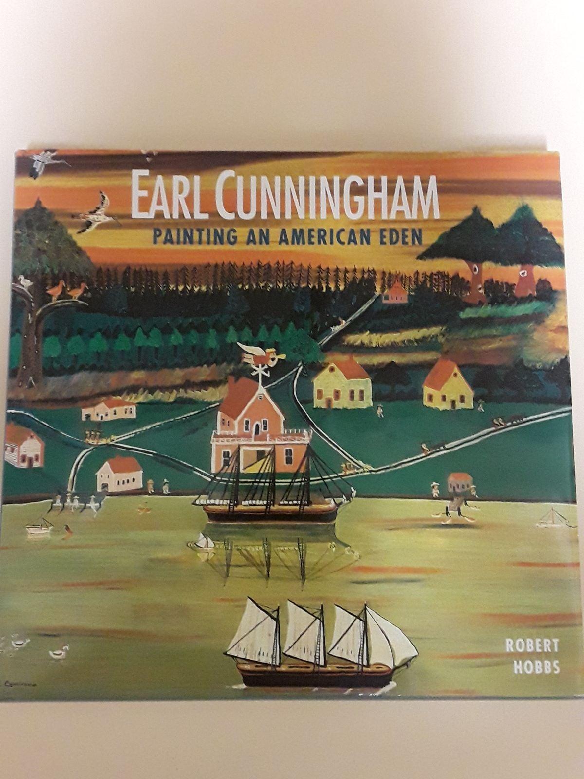 Earl Cunningham:Painting AnAmericanEden
