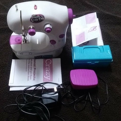 Cra-Z-Art Sewing Machine