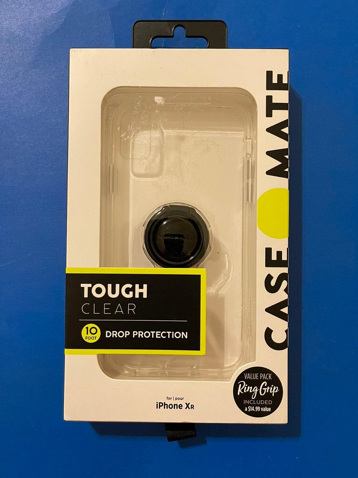 iPhone XR - CaseMate Tough Clear Case
