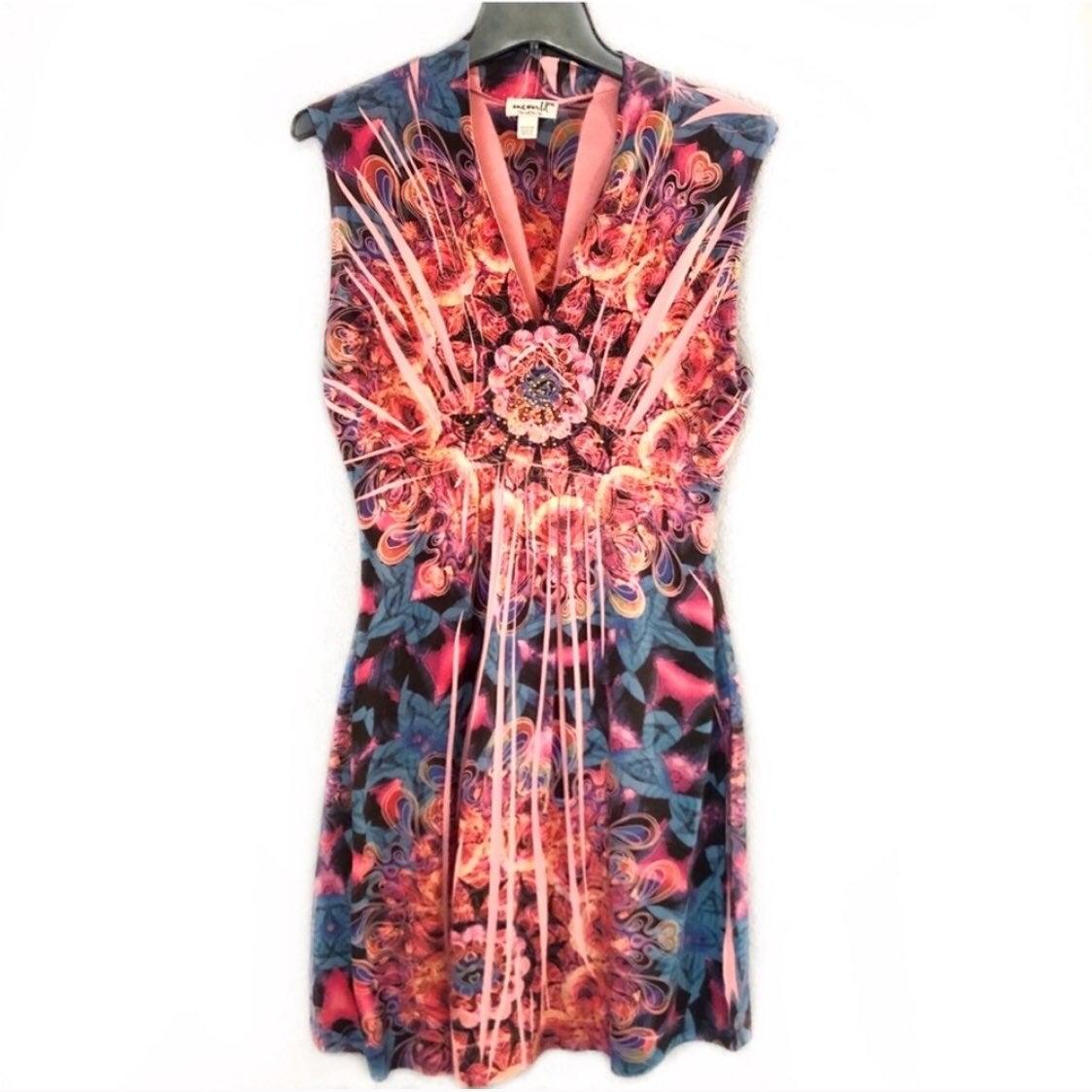 One World Sleeveless Petite Dress