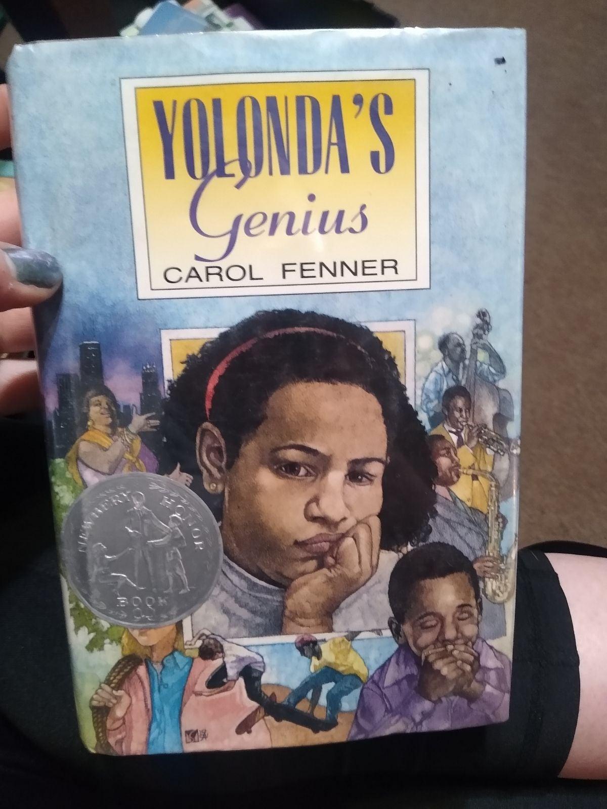Yolanda's genius first edition