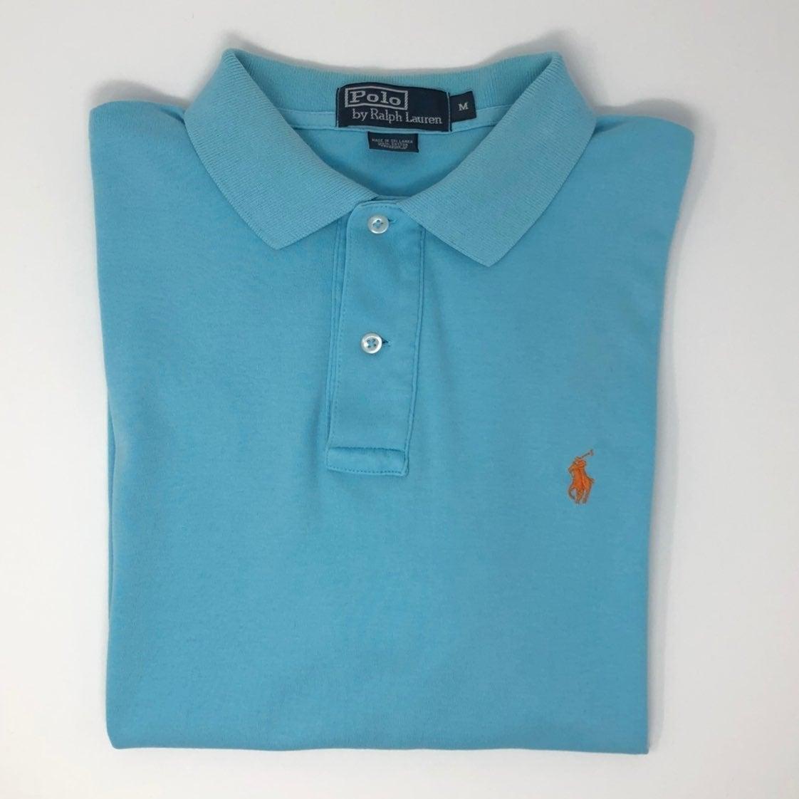 Polo By Ralph Lauren Polo Shirt Size M