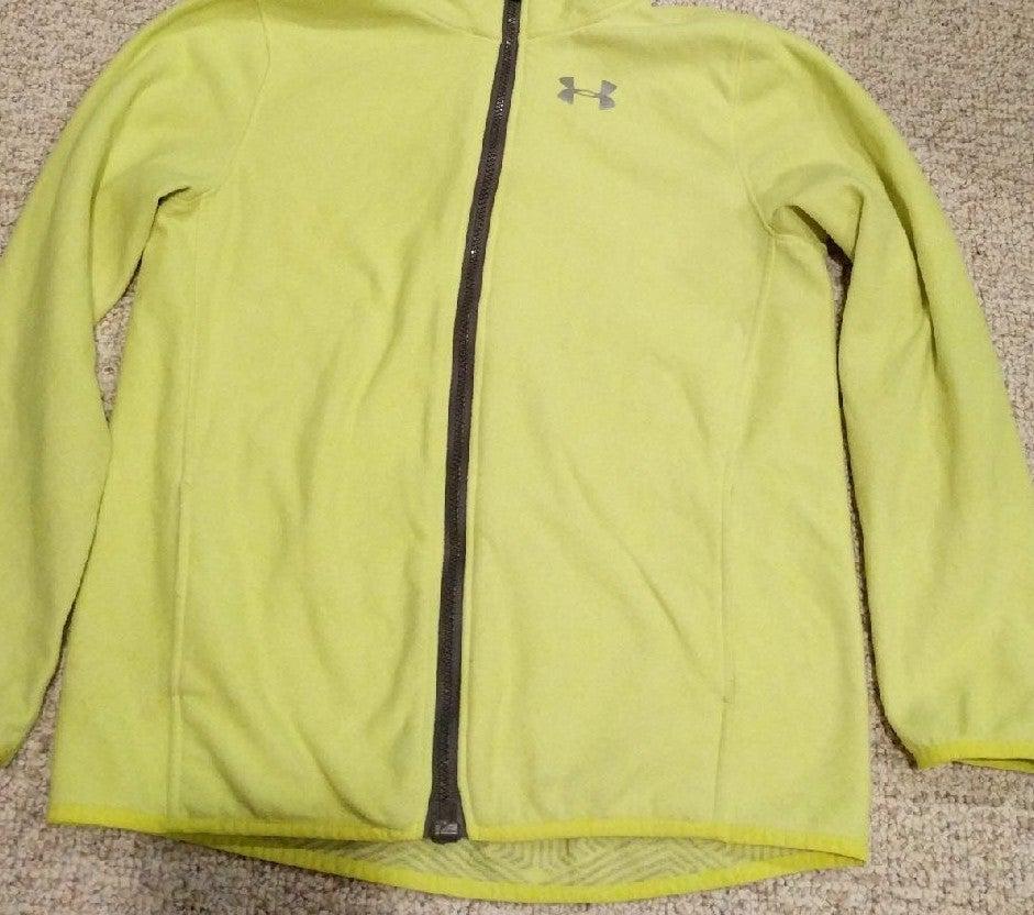 Under Armour Jacket magnetic zipper