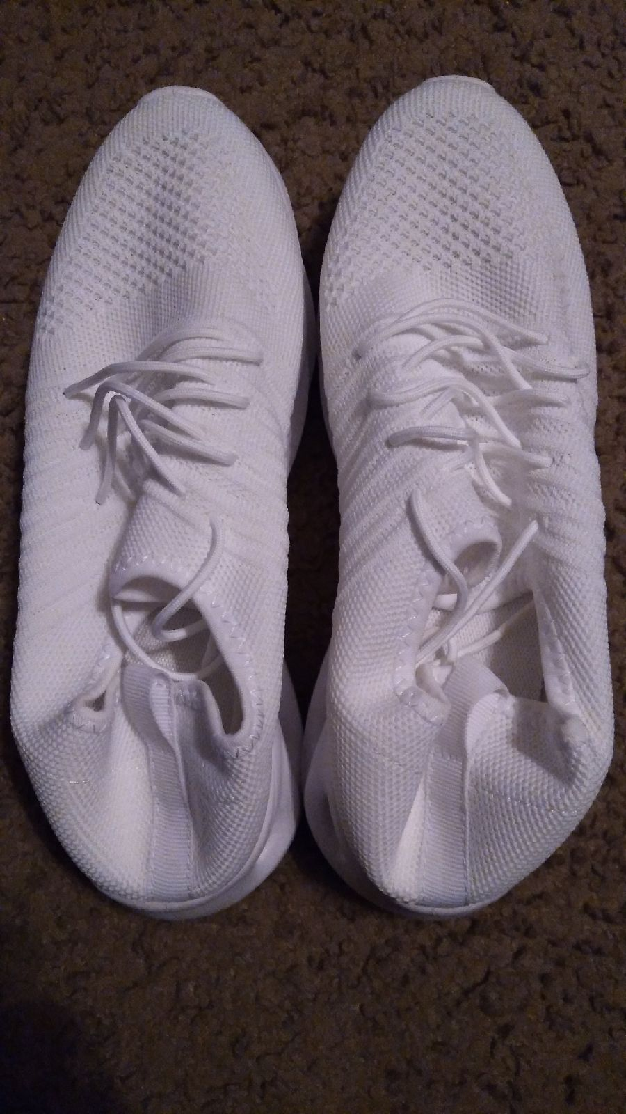 Womens shoes white unbranded New