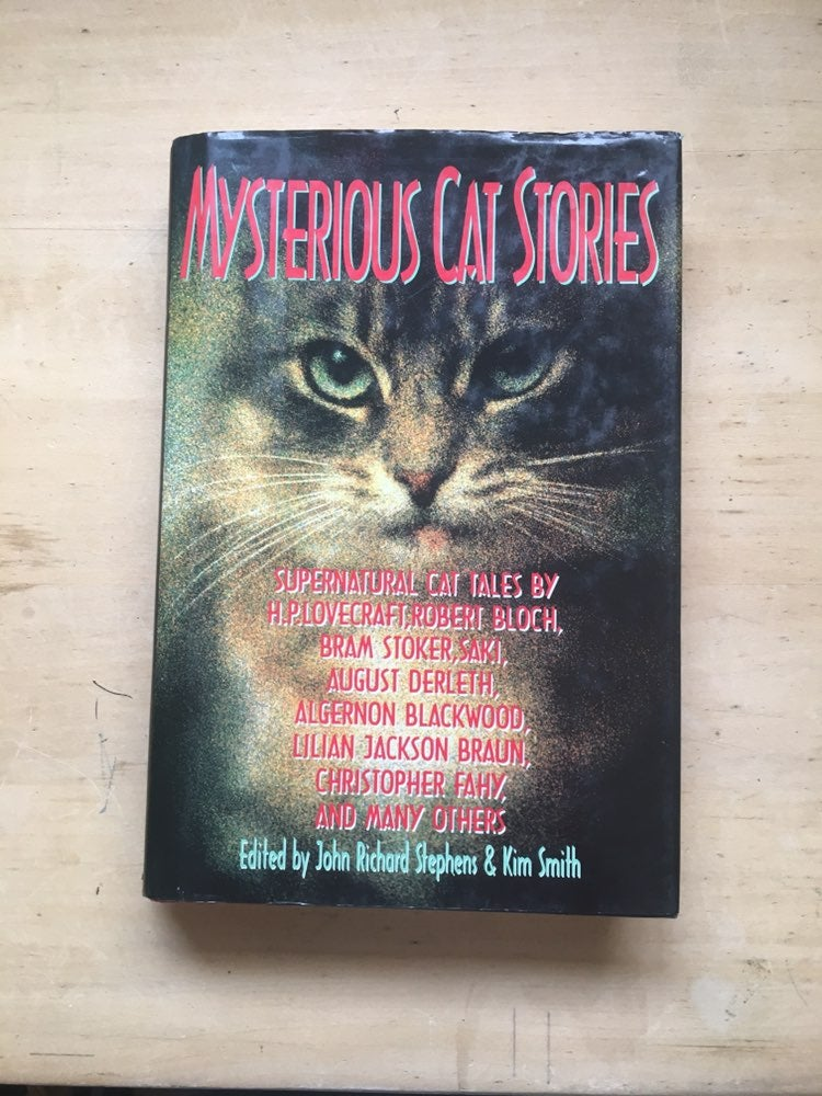 Mysterious Cat Stories